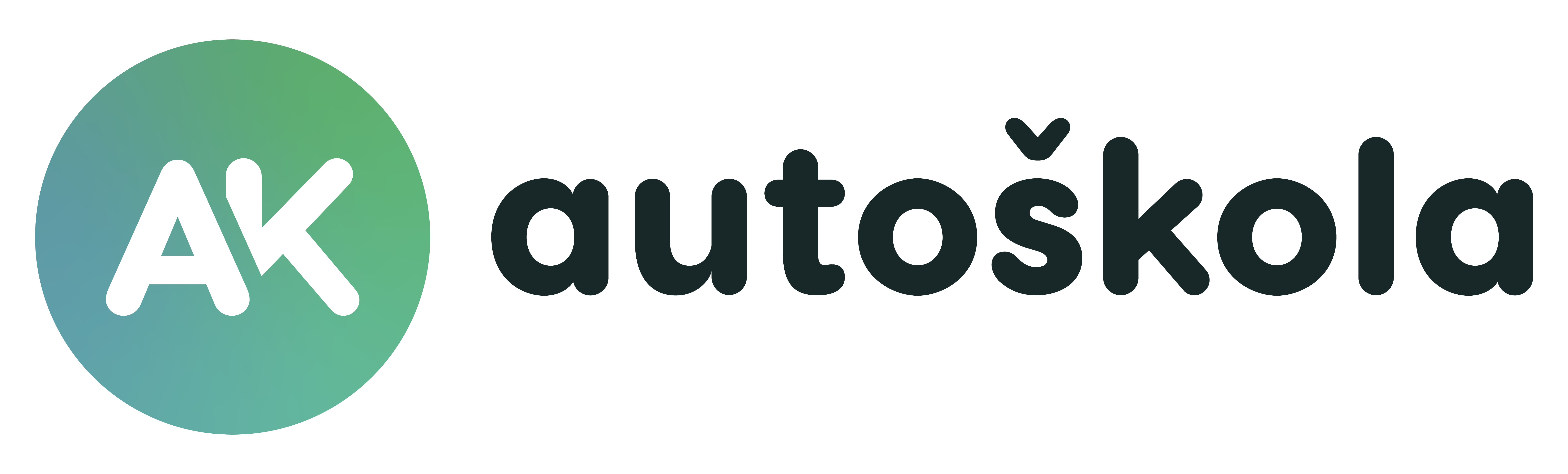 AK Autoškola - Logo